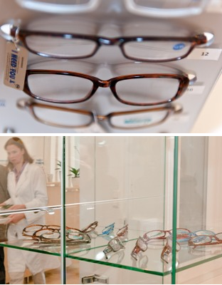 verschwommenes sehen brille